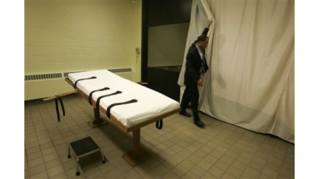 Execution date set for Alabama inmate convicted of killing teen