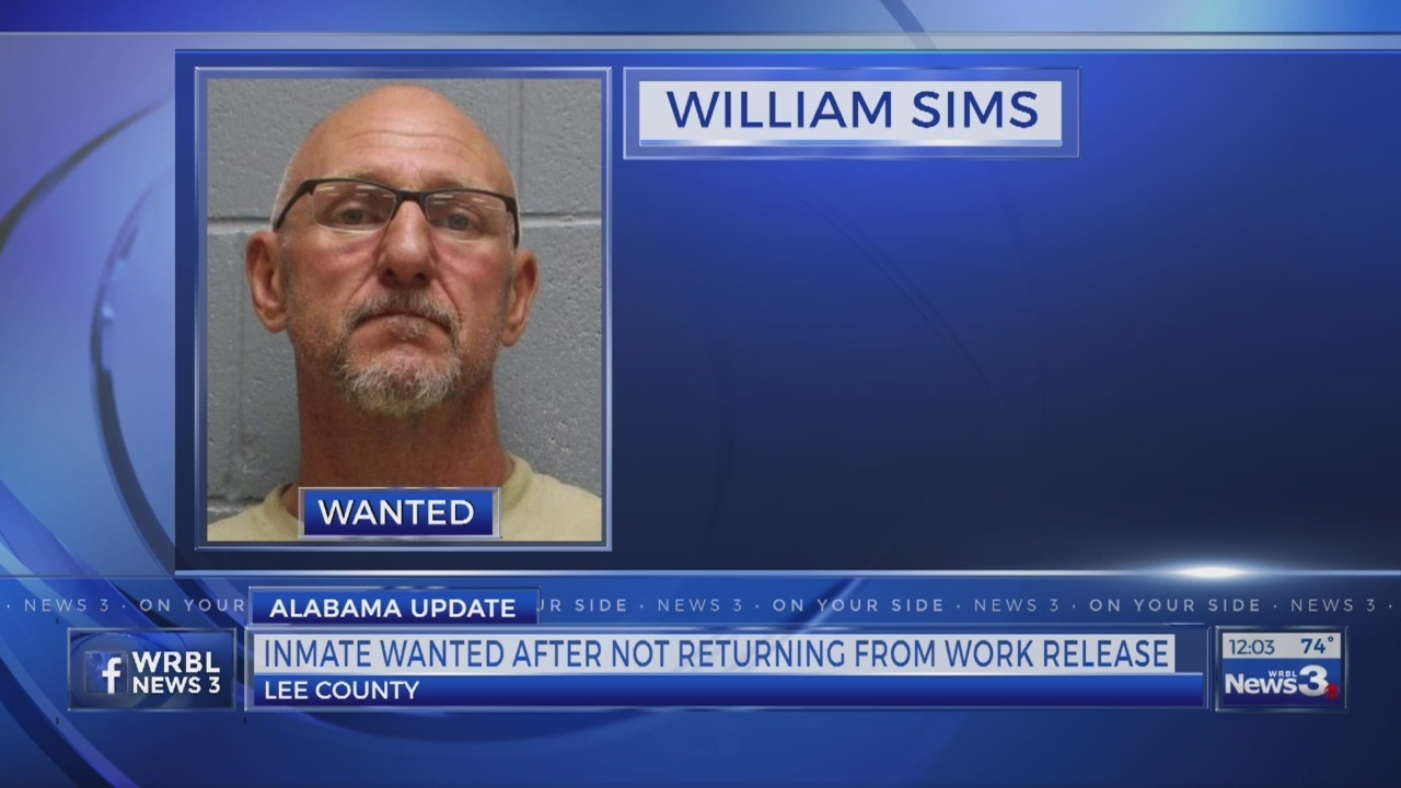 Sheriff's office releases new information on escaped Lee County inmate