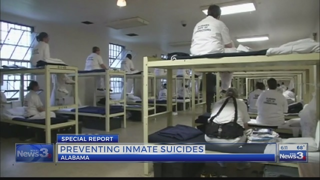 One group fights suicide rate among Alabama inmate population