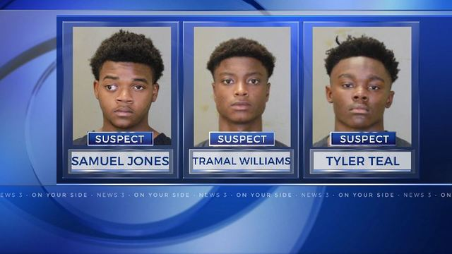 3 teens arrested in connection to April murder on 33rd Street