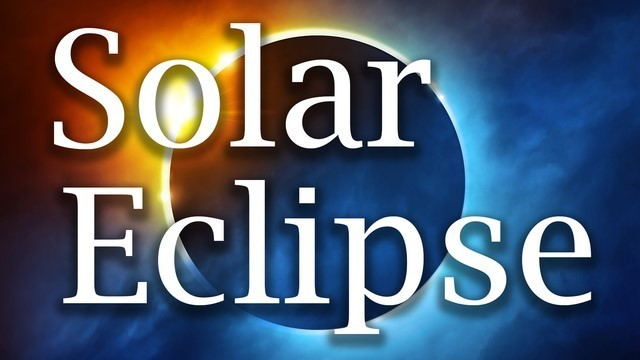 Watch the total solar eclipse
