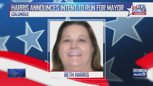 Beth Harris announces intent to run for Columbus mayor in 2018