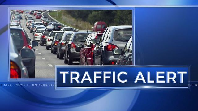 Officials working accident on Lee Road 379