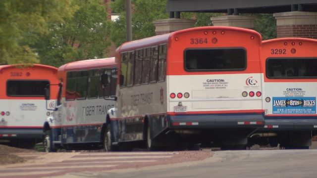 Auburn University announces new late night bus security one week after alleged rape