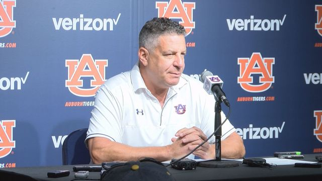 Bruce Pearl in first press conference following Chuck Person's arrest:
