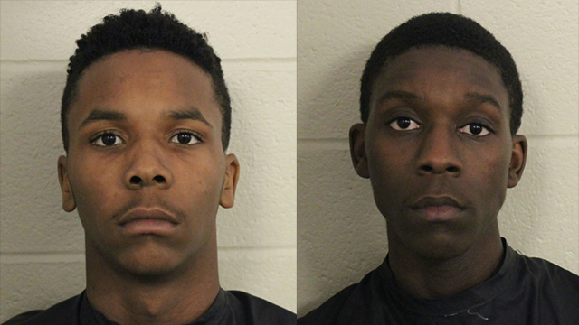 2 teens arrested at Columbus apartment, charged in Rome student's murder