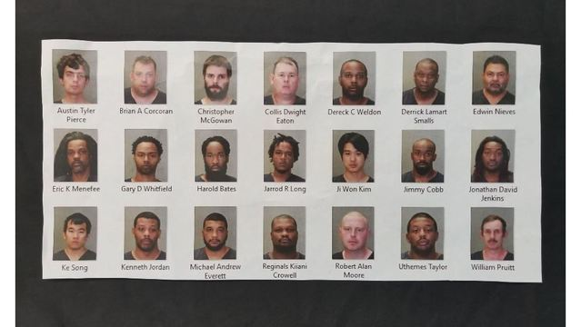 Sexual predator prosecution in georgia