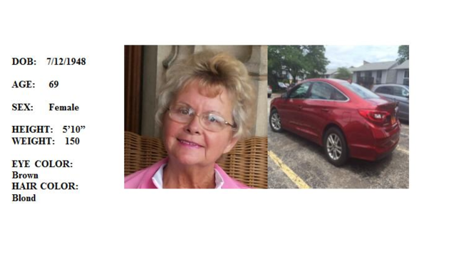 Missing Columbus woman located
