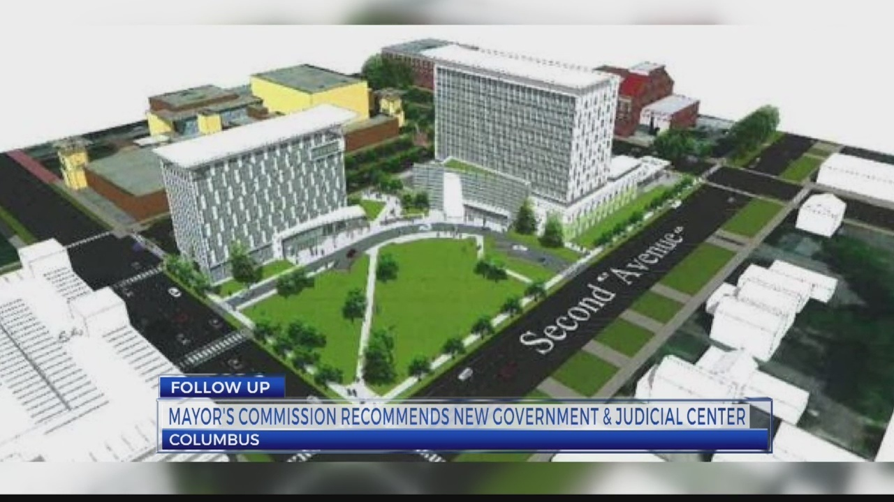 It Takes Two Columbus Mayor Commission Propose Two New Government