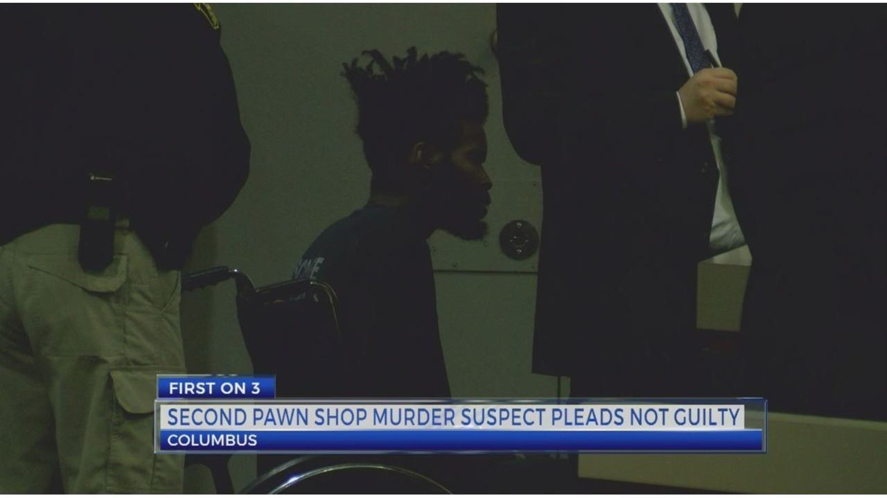 Columbus Police Suspect Admitted To Attempted Armed Robbery