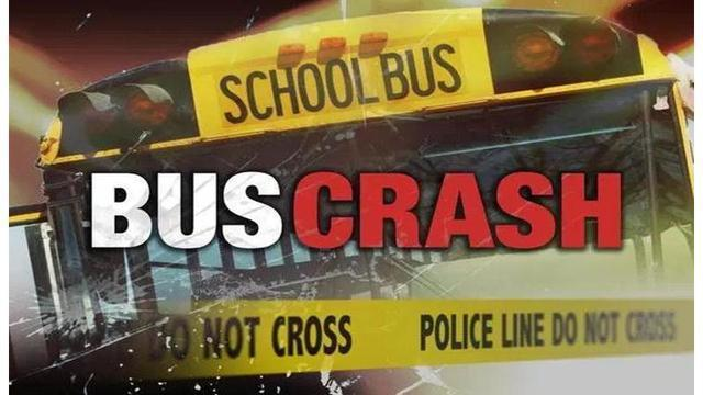 BUS CRASH: Taxi driver collides into Muscogee County school bus