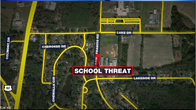 Eufaula police arrest student for making threats