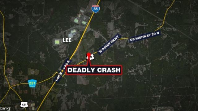1 person dead after crash on Highway 29 in Opelika