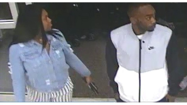 OPD looking for two suspects accused of using counterfeit money