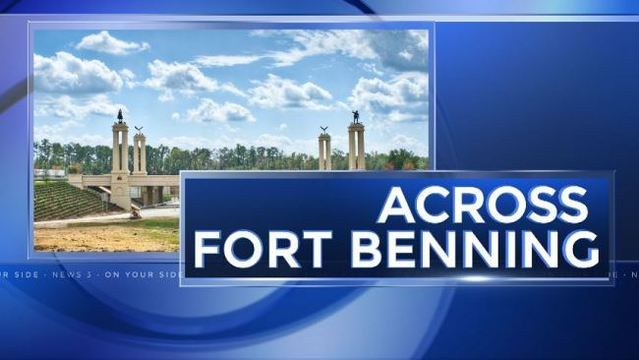 Fort Benning gains a new command sergeant major during a change of responsibility