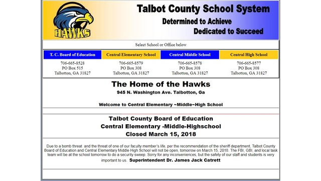 Talbot County students return back to school