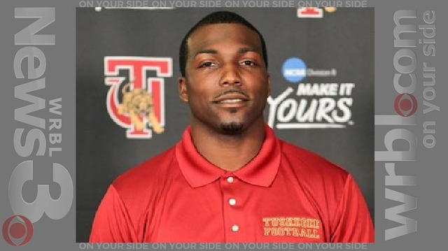 Tuskegee football coach arrested on federal drug and gun charges