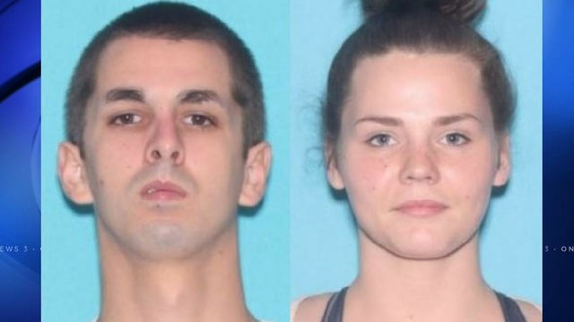 2 individuals wanted for stolen vehicle found in Chambers County hotel