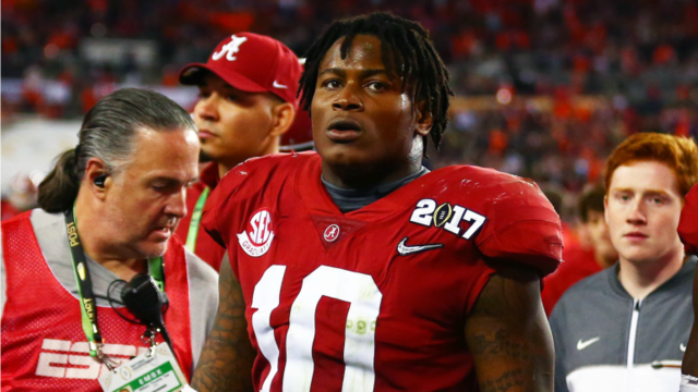 San Francisco 49ers LB Reuben Foster Charged With Felony Domestic Violence