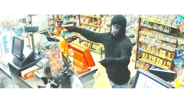 OPD looking for armed robbery suspect