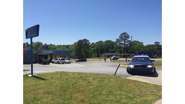 UPDATE: Man shot in arm at Lucky Mart