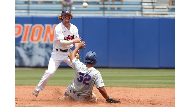Auburn exits NCAA Super Regional after 'unbelievable college baseball game'
