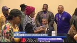 Omega Psi Phi Community health and resource fair