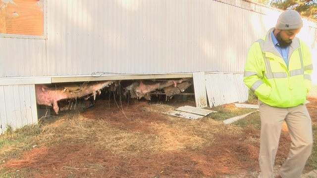 Fort Benning Estates residents concerned about living conditions