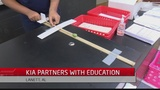 Kia partners with education to help students succeed in the classroom and in life