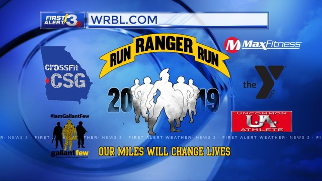 RUN RANGER RUN 2019: Help those coming back from combat and get fit