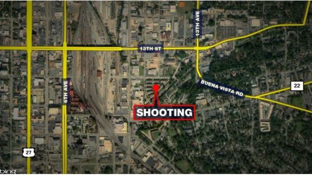 Columbus Police investigating shooting