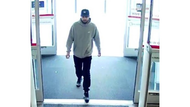 Police searching for man who is accused of using stolen card while at Tiger Town