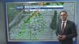 Weather Aware Saturday late -Sunday morning: We are tracking storms west first