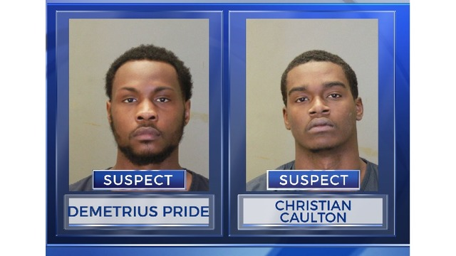 Last two suspects in Sands Apartment homicide arrested by Columbus police