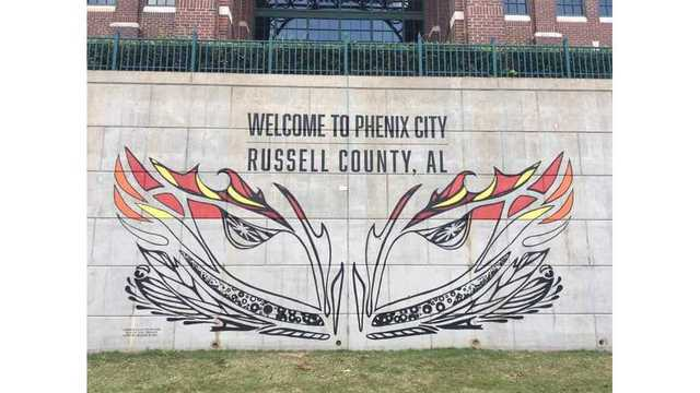 Phenix City to hold interactive mural community art project on May 4