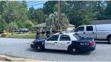 Police investigate the stabbing death of a woman on Dorsey Drive